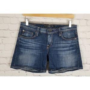 Big Star women's Remy low rise denim jean shorts